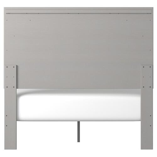Cottonburg Full Panel Bed