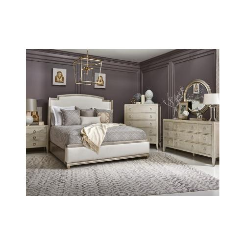 Artiste NOW Miles Upholstered Queen Bed