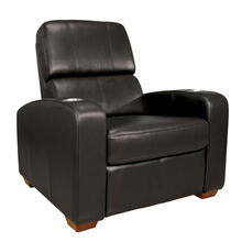 Black Double Arm Reclining Chair