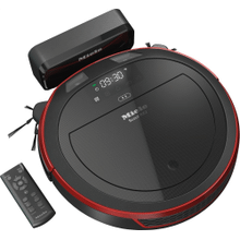 Robot vacuum cleaner with optimum cleaning performance and app-based control.