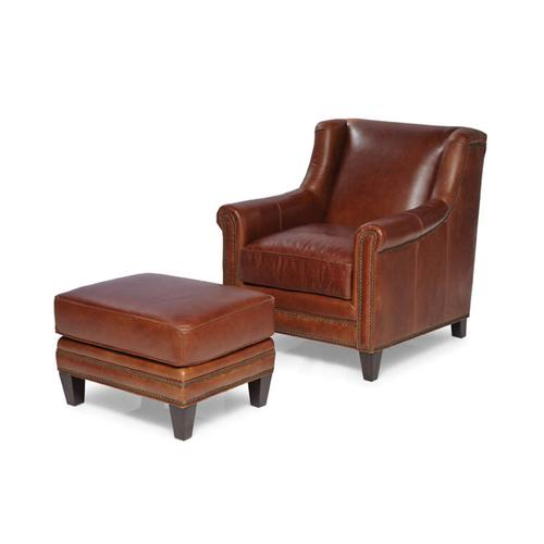 Spectra Home - Pendleton Chair in Trends Coffee