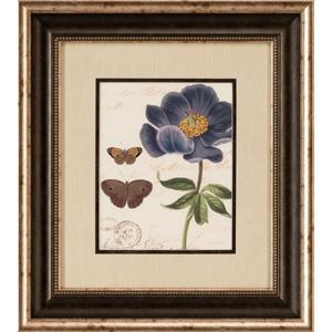 Small Vintage Floral I