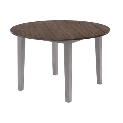 See Details - 5059 A La Carte Gray Round Dining Table