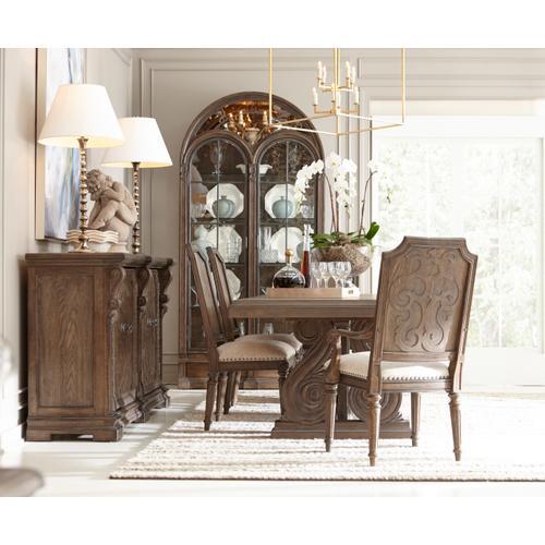 A.R.T. Furniture - Vintage Salvage Rectantular DiningTable