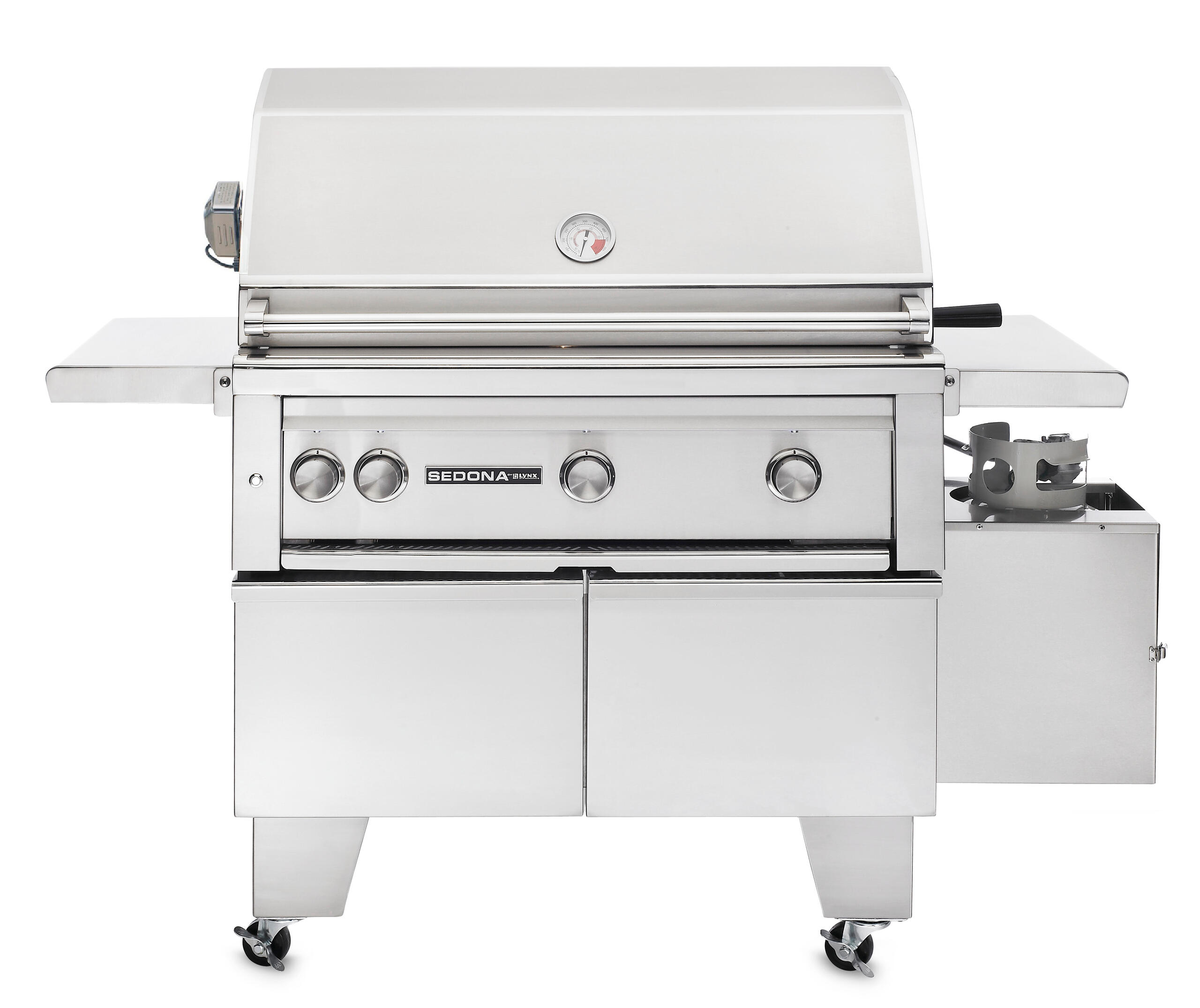 "Lynx36"" Ada With Rotisserie Grill Lp"