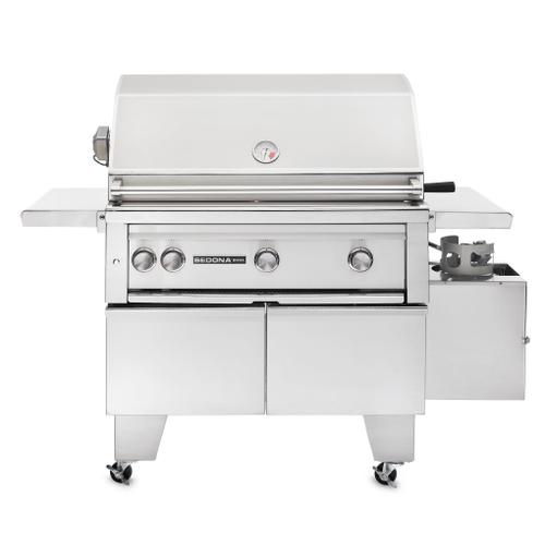 """Lynx - 36"""" ADA with Rotisserie Grill LP"""