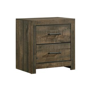 See Details - Bailey 2-Drawer Nightstand