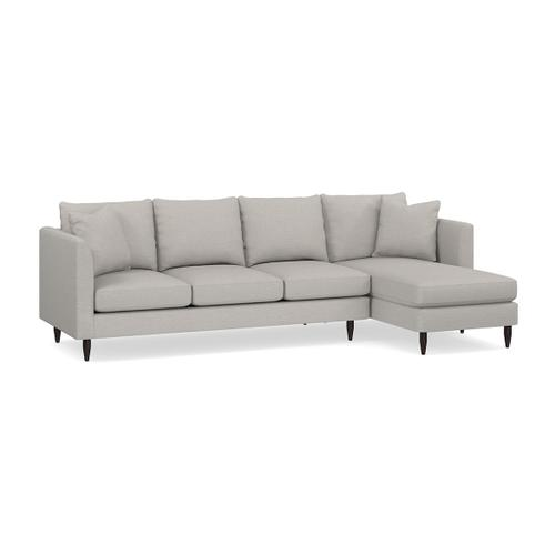 Bassett Furniture - Ariana 2 Piece Right Chaise Sectional