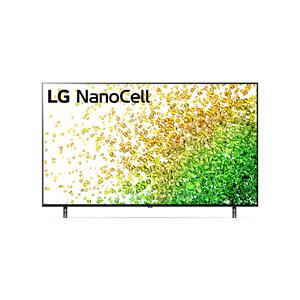 "LG ElectronicsLG NanoCell 85 Series 2021 65 inch 4K Smart UHD TV w/ AI ThinQ® (64.5"" Diag)"