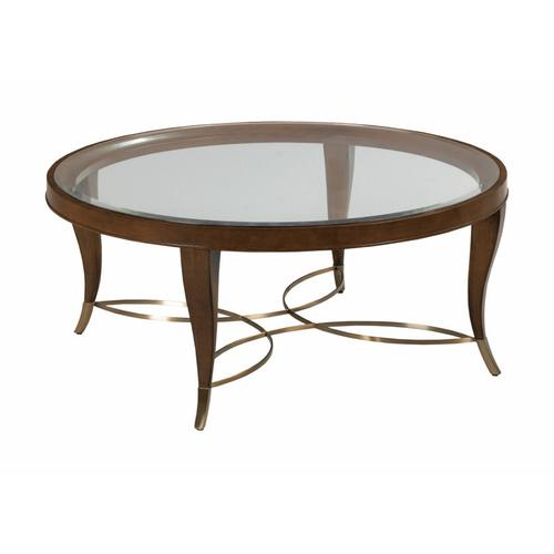 Vantage Round Coffee Table