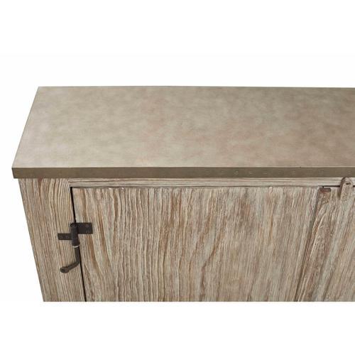 "Bassett Furniture - Antiquities 44"" Boatmaker's Cabinet"