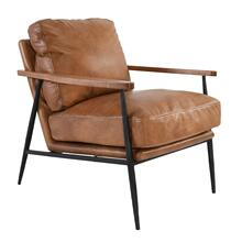 View Product - Christopher Club Chair Tan