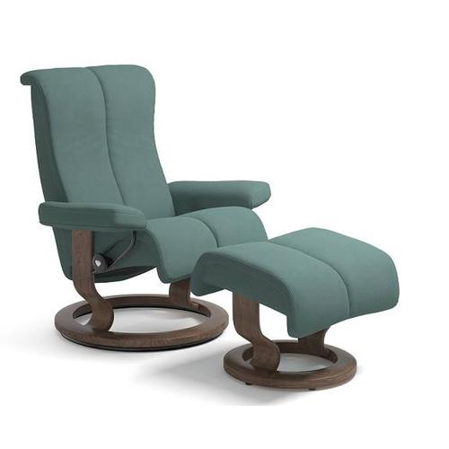 Stressless By Ekornes - Piano (L) Classic chair