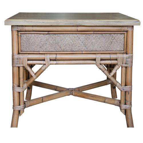 Lamp Table, Available in Classic Natural Finish Only.