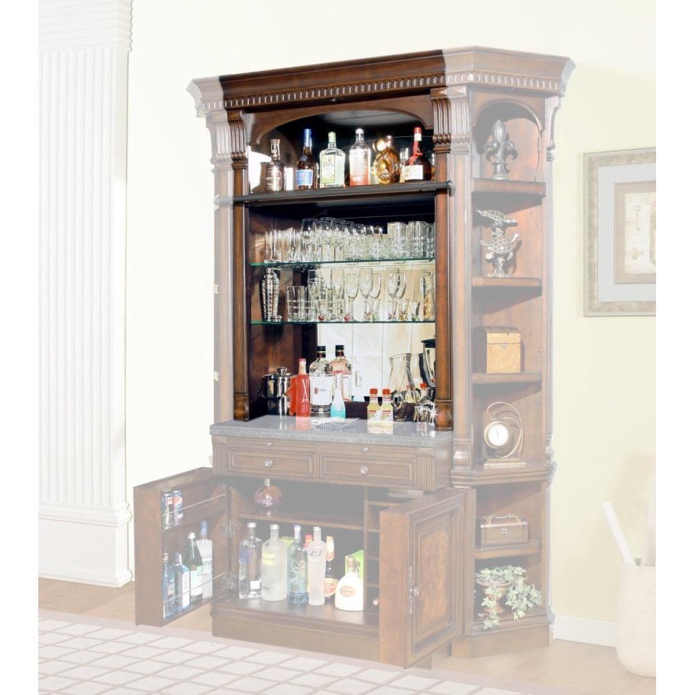 CORSICA Bar Hutch