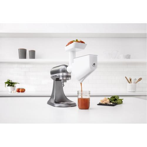 Slicer/Shredder + Grinder/Strainer Attachment Pack - Other