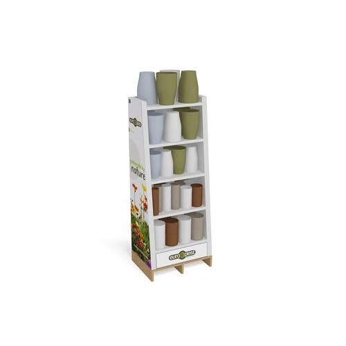 Mitu Display w/wooden pallet (Stand Only)