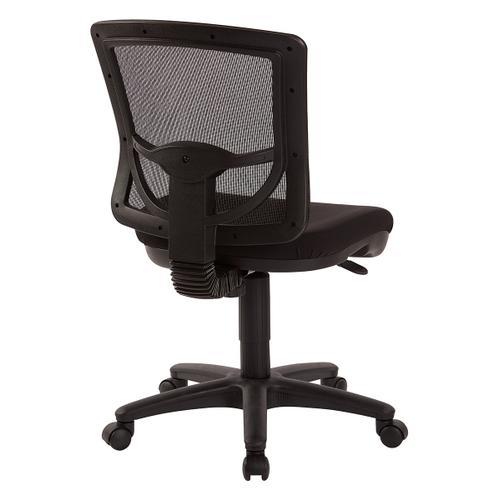 Progrid® Mesh Back Armless Task Chair