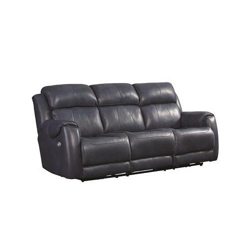 Gallery - Leather Power Headrest Sofa