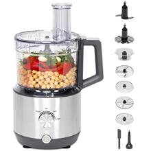 See Details - GE 12-Cup Food Processor with Accessories