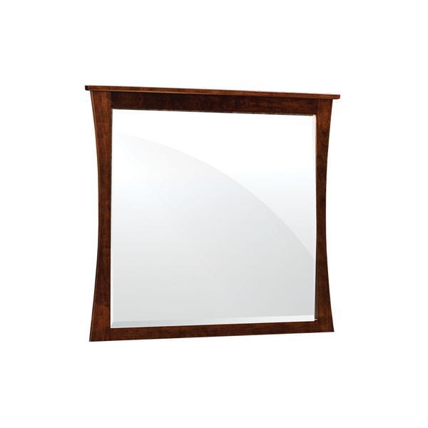 Garrett Dresser Mirror, Cherry