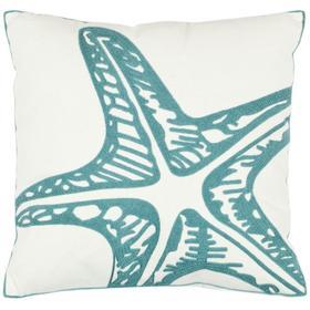 Whitney Pillow - Blue