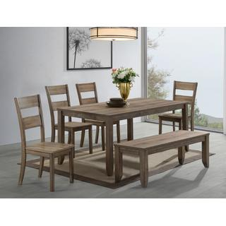 Sean Melamine 6-piece Dining Set