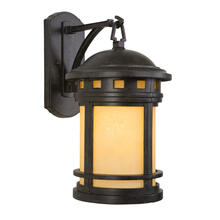 Sahara Collection 9.1-Inch Fluorescent Exterior