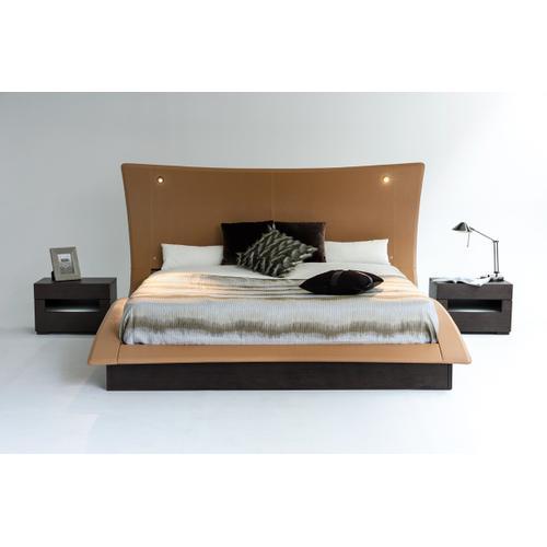 Modrest Hercules Modern Bed w/ Lights