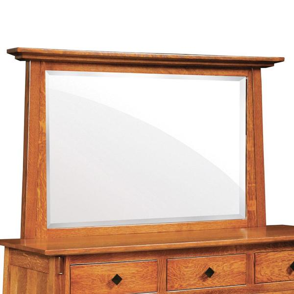 See Details - McCoy Mule Chest Mirror