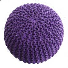 View Product - Woven Pouf