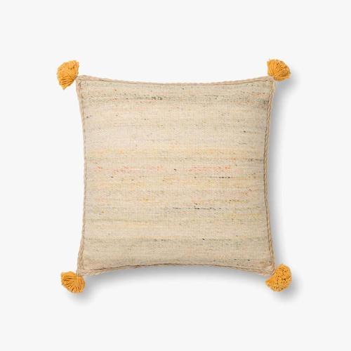 P0804 JB Beige / Multi Pillow
