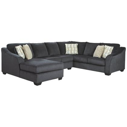 See Details - Eltmann 3-piece Sectional With Chaise