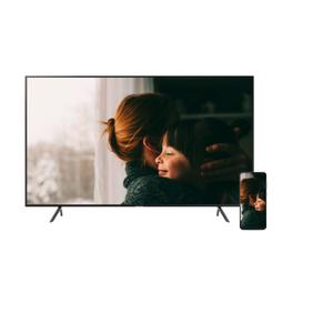 "SamsungTV & Phone Bundle - Galaxy A50 with 75"" RU7100 4K UHD Smart TV"