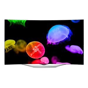 """Gallery - Curved OLED 1080p Smart TV - 55"""" Class (54.6"""" Diag)"""