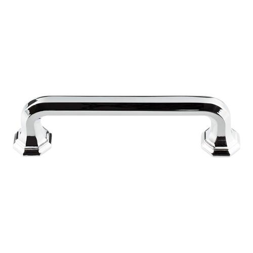Elizabeth Pull 3 3/4 Inch (c-c) - Polished Chrome
