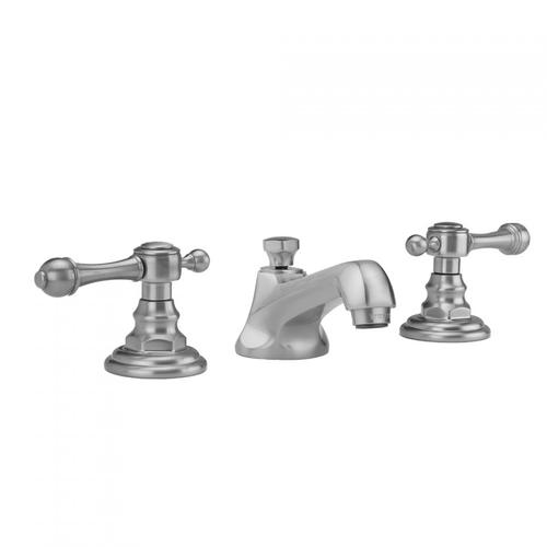 Polished Nickel - Westfield Faucet with Majesty Lever Handles- 0.5 GPM