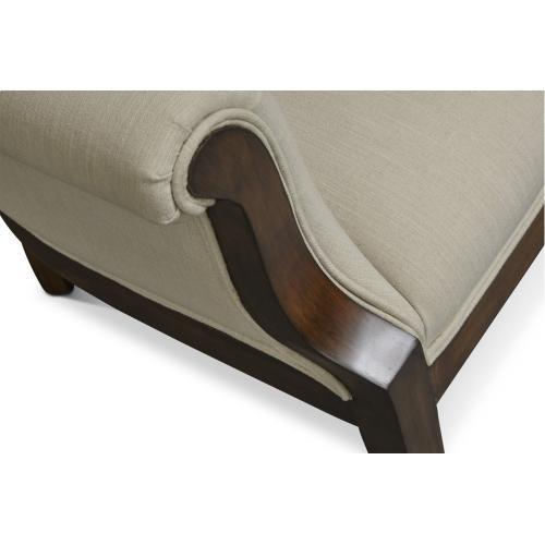 Paxton Accent Chair- Cream