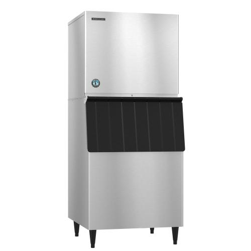 Hoshizaki - KML-700MWJ, Crescent Cuber Icemaker, Water-cooled