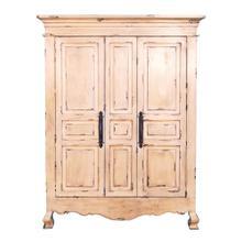 View Product - 2 Door Heirloom Armoire
