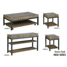 H838 Tavern Creek Tables
