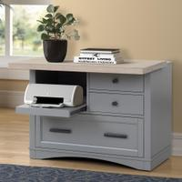 AMERICANA MODERN - DOVE Functional File with Power Center Product Image