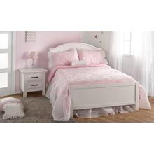 Como Full-Size Bed Rails