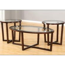 7526 Cocktail and End Table Set