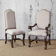 View Product - Florence Arm Chair - Small (Tweed)