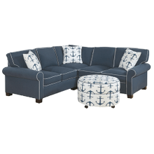 U725 LSF Loveseat U25 Corner Wedge U725 RSF Loveseat