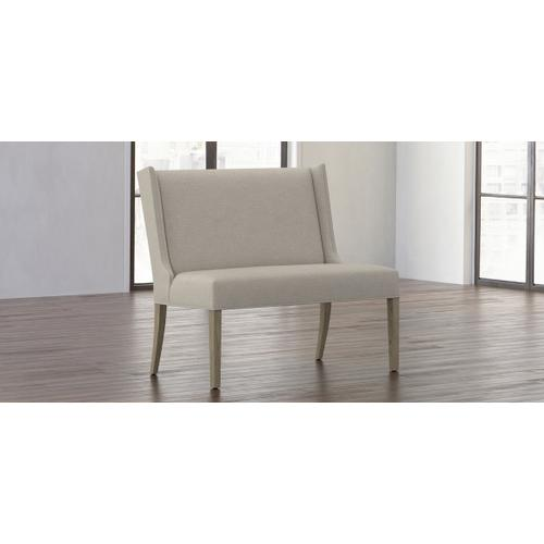 Bassett Furniture - Brooke Oak Banquette