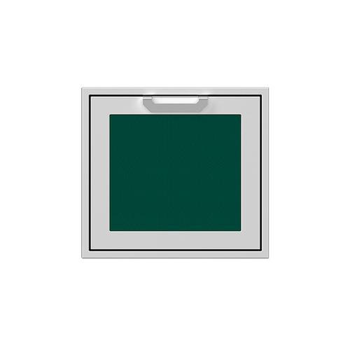 """24"""" Hestan Outdoor Single Access Door - AGADR Series - Grove"""