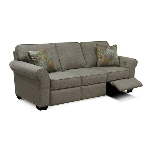 V8H0-01 Sofa with Power Ottoman