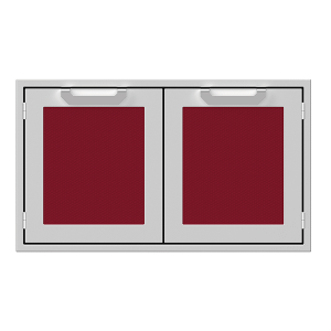 "36"" Hestan Outdoor Double Sealed Pantry - AGLP Series - Tin-roof"